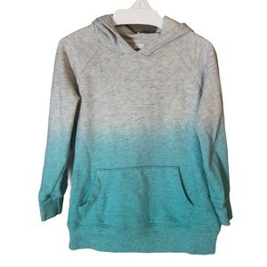Old Navy Girls Ombré Hoodie Size XS (5)